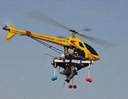 世界上最小的直升机